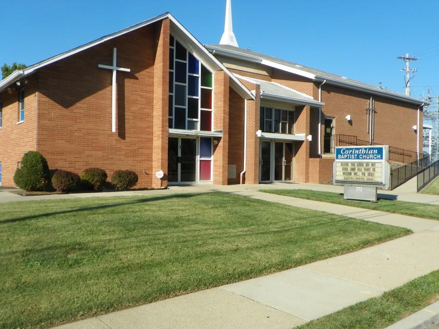 Corinthian Baptist Church-Cincinnati