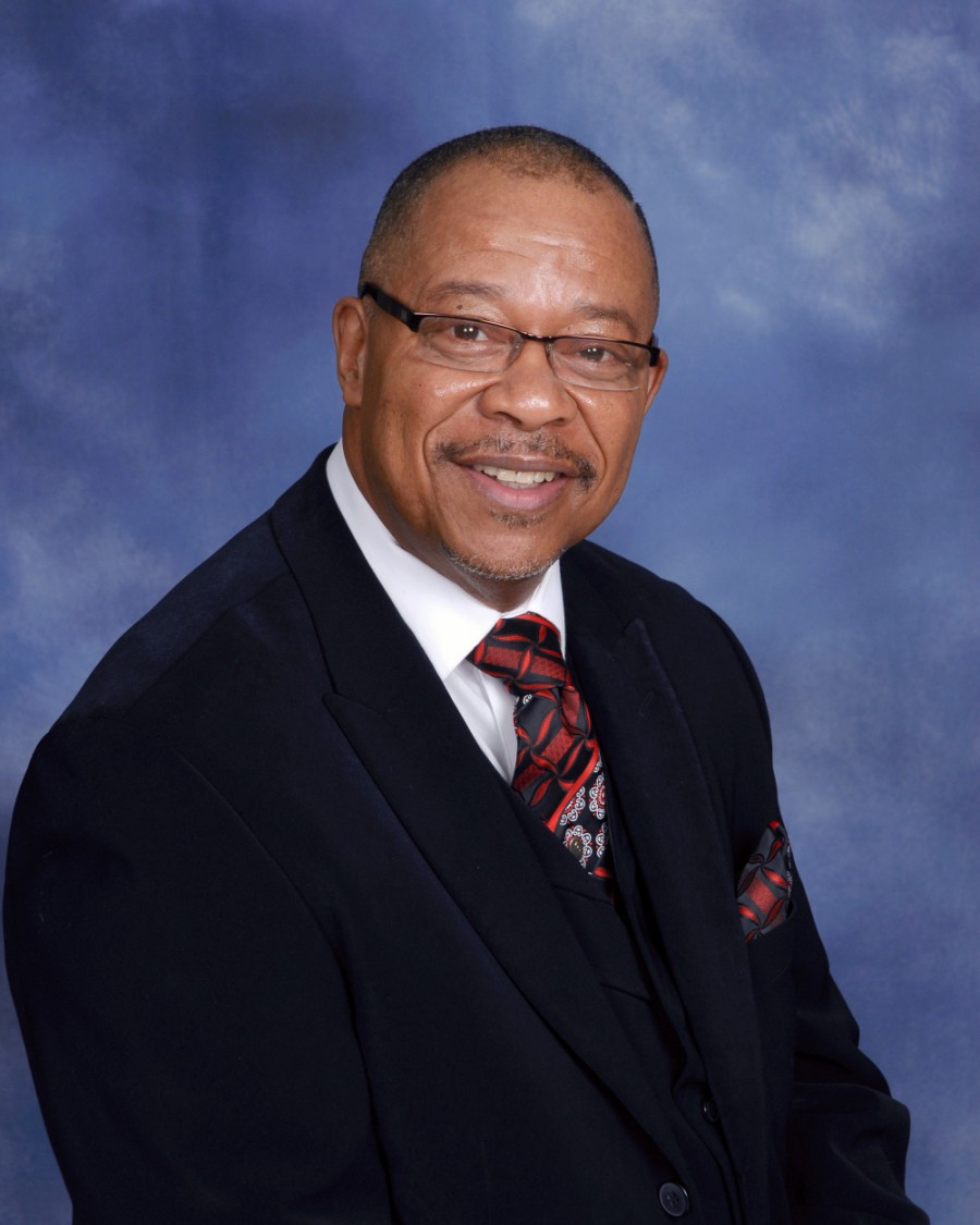 Elder Earl Bray Jr.-Assistant Pastor of Corinthian Baptist Church